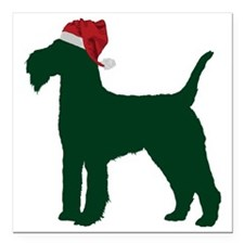 "Lakeland-Terrier23 Square Car Magnet 3"" x 3"""