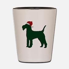 Lakeland-Terrier23 Shot Glass