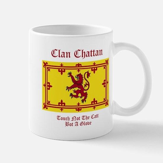 Chattan Mug