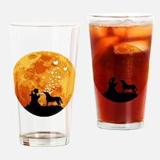 Labrador-Retriever22 Drinking Glass