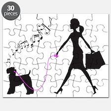 Kerry-Blue-Terrier32 Puzzle