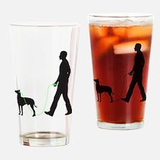 Manchester-Terrier34 Drinking Glass