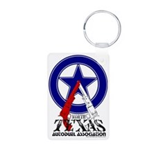 North Texas Autoduel Keychains