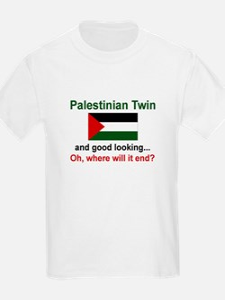Palestine Twins-Good Lkg Kids T-Shirt