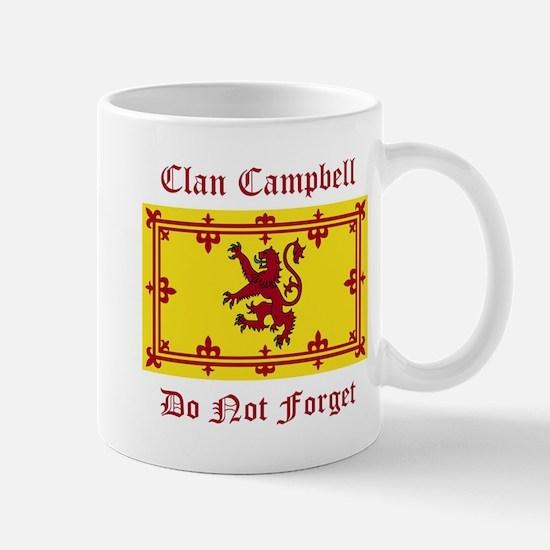 Campbell Small Mug