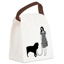 Neapolitan-Mastiff11 Canvas Lunch Bag