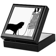 Neapolitan-Mastiff11 Keepsake Box