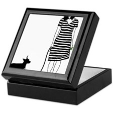 Miniature-Pinscher11 Keepsake Box