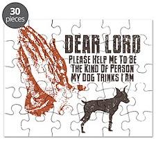 Miniature-Pinscher19 Puzzle