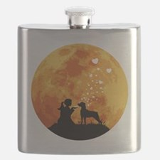 Mountain-Cur22 Flask