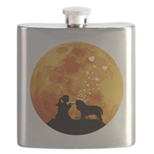 Neapolitan-Mastiff22 Flask