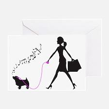Norfolk-Terrier32 Greeting Card