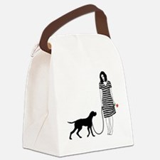 Pointer11 Canvas Lunch Bag