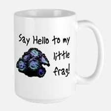 Hello Frag Large Mug