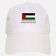 Palestine Twins-Perfect Baseball Baseball Cap