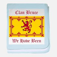 Bruce baby blanket