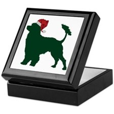 Portuguese-Water-Dog23 Keepsake Box