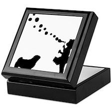 Pug28 Keepsake Box