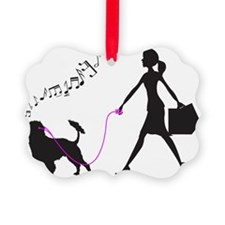 Portuguese-Water-Dog32 Ornament