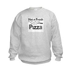 Hot N Fresh Pizza Sweatshirt