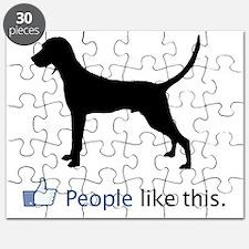 Redbone-Coonhound03 Puzzle