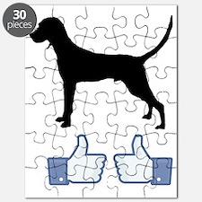 Redbone-Coonhound07 Puzzle