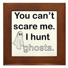 huntghosts1 Framed Tile