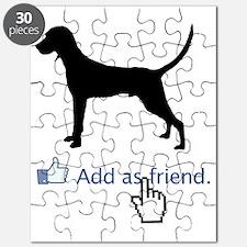 Redbone-Coonhound13 Puzzle