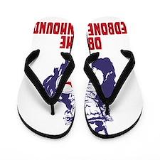 Redbone-Coonhound18 Flip Flops