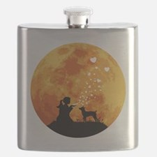 Rat-Terrier22 Flask