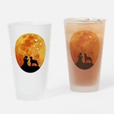 Rottweiler22 Drinking Glass
