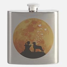 Rottweiler22 Flask