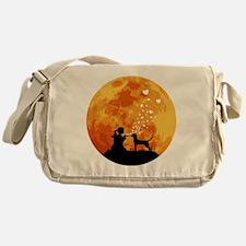 Redbone-Coonhound22 Messenger Bag