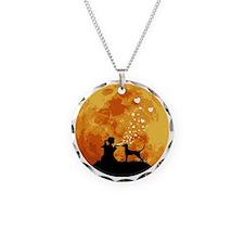 Redbone-Coonhound22 Necklace