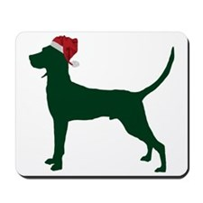 Redbone-Coonhound23 Mousepad
