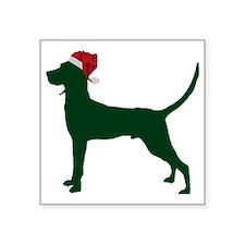 """Redbone-Coonhound23 Square Sticker 3"""" x 3"""""""
