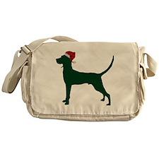Redbone-Coonhound23 Messenger Bag