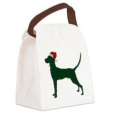 Redbone-Coonhound23 Canvas Lunch Bag