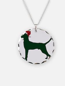 Redbone-Coonhound23 Necklace