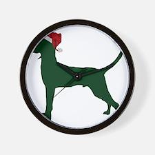Redbone-Coonhound23 Wall Clock