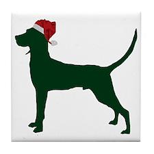 Redbone-Coonhound23 Tile Coaster