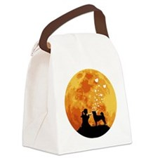 Shiba-Inu22 Canvas Lunch Bag