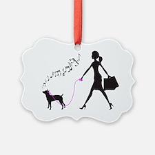 Rat-Terrier32 Ornament