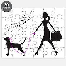 Redbone-Coonhound32 Puzzle