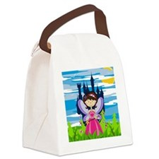 Princess Poster 2 Canvas Lunch Bag