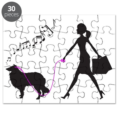 Rough-Collie32 Puzzle