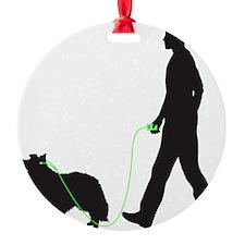 Shetland-Sheepdog34 Ornament