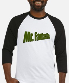 Mr. Fantastic Baseball Jersey