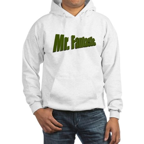 Mr. Fantastic Hooded Sweatshirt