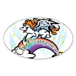 Evangenitals Sticker
